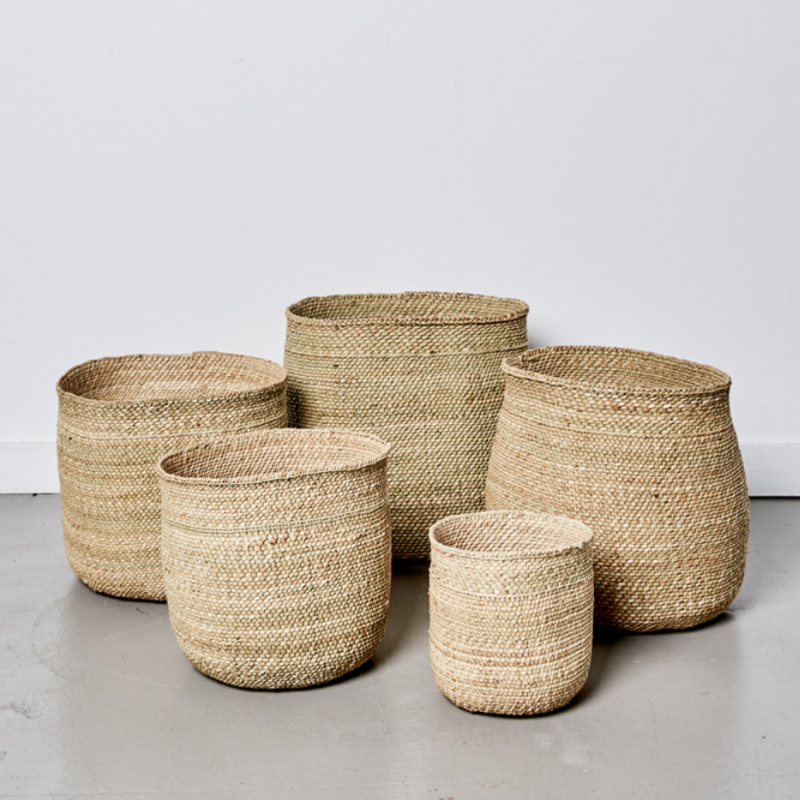 Sondu Basket Large / Natural