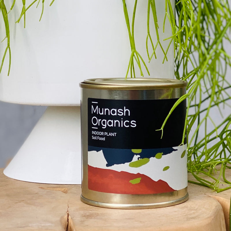 Munash Indoor Plant Soil Food