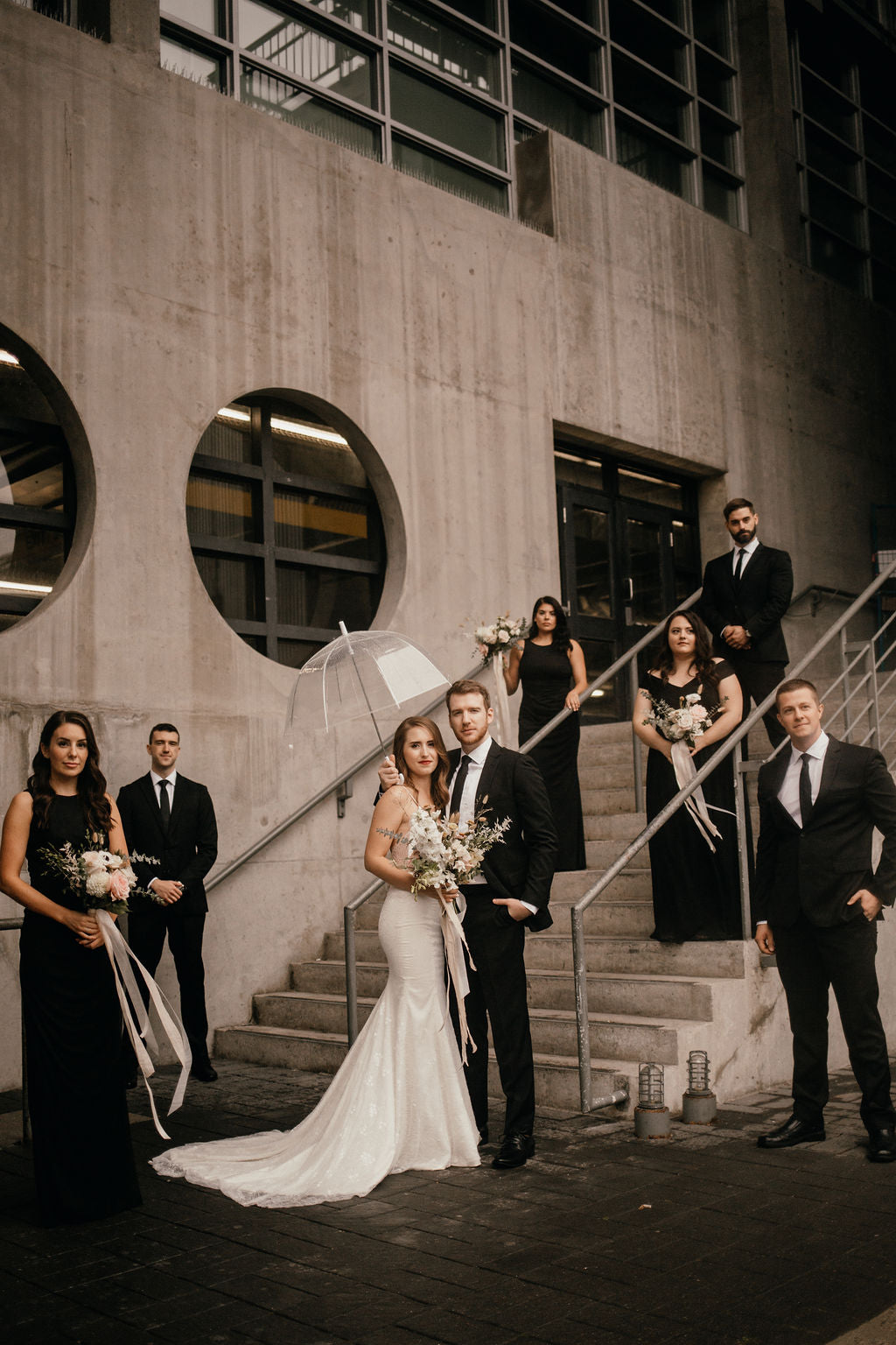 Becca & David's Intimate Vancouver Wedding