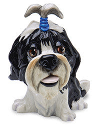 Shih-Tzu Eyeglass Holder
