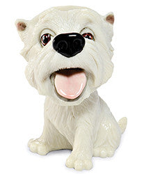 Westie Eyeglass Holder