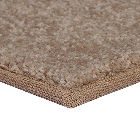 Bright House Solid Color Beige - Area Rug