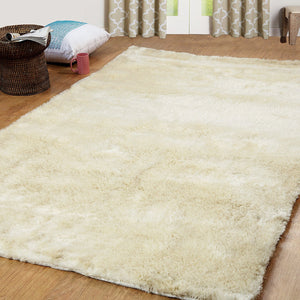 Silken Boston Collection Shag Area Rug - 1