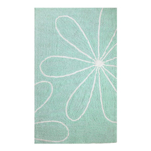 Luxurious Blossom Soft Shag Rug - 1