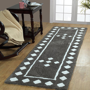 Designer And Luxurious Shag Rug - 1
