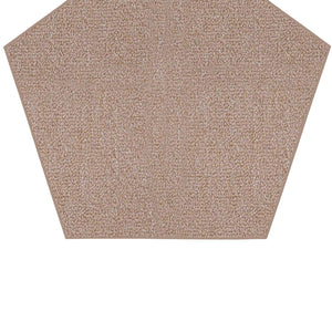 Indoor Outdoor Commercial Pentagon Rugs