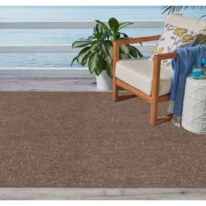 Indoor Outdoor Commercial Rugs - Brown