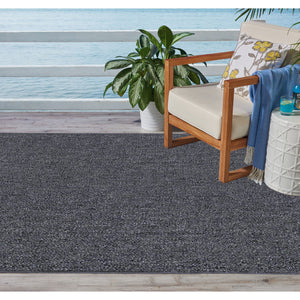 Indoor Outdoor Commercial Rugs - Grey