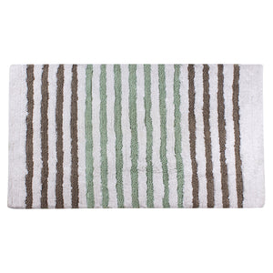 Brooke Lunar Sea Color Bathroom Mats -2