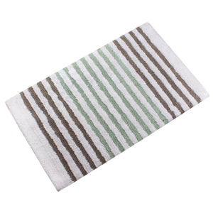 Brooke Lunar Sea Color Bathroom Mats -3