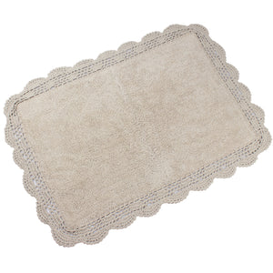 Aubry Sand Shell Super Cozy Mat -3