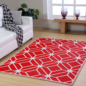 Maple Home Patio Patterned Octavius Outdoor Area Rug