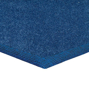 Solid Color Area Rug -Royal