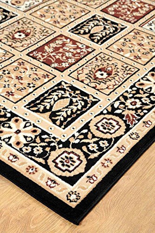 Traditional Medallion Persian Style Carpet - 2