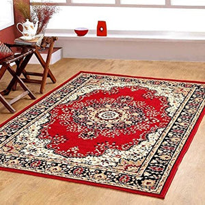 Traditional Medallion Persian Style Area Rug