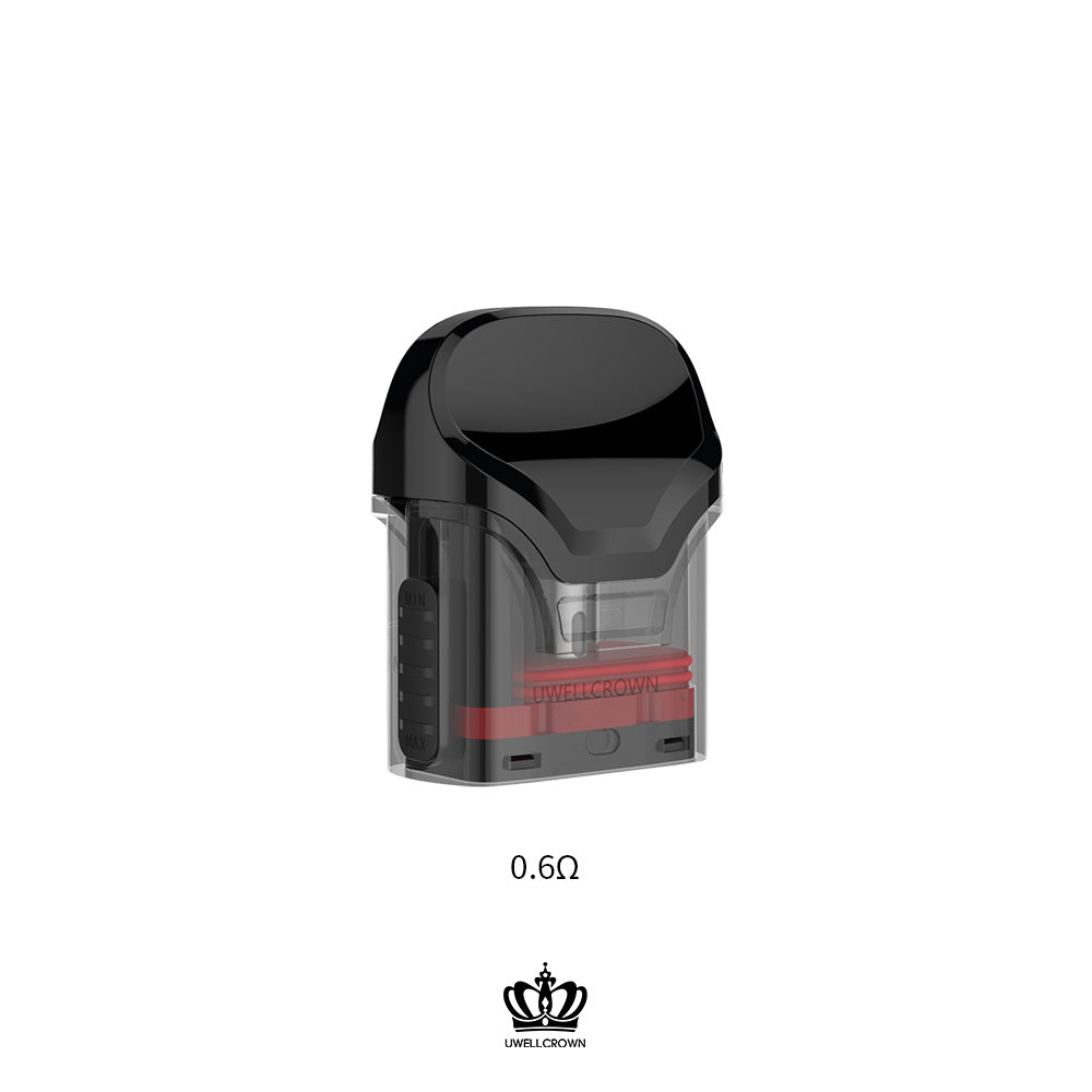 Crown Pod Refillable Cartridges