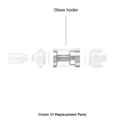 Crown Replacement Glass Holder