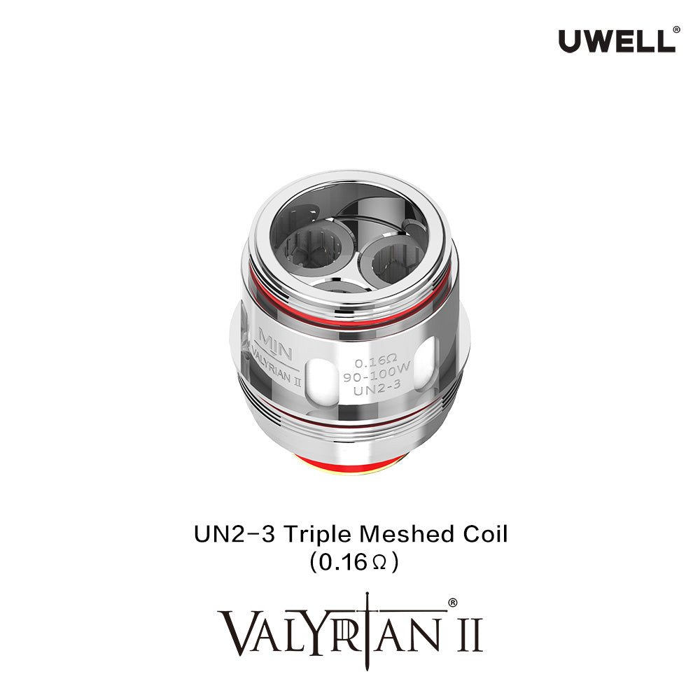 Valyrian II Replacement Coils