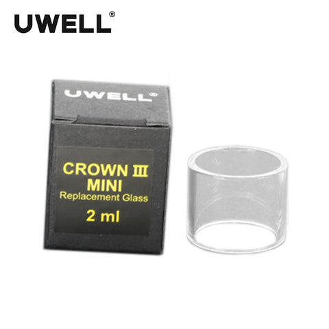 Crown 3 Mini 2ml Replacement Glass