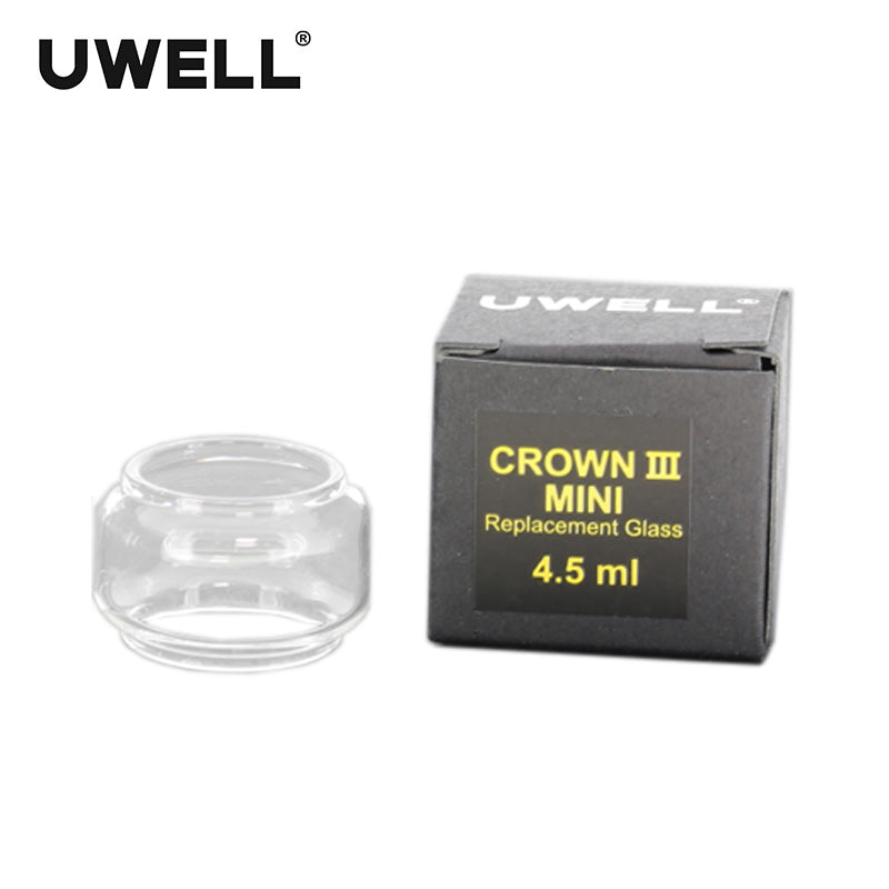 Crown 3 Mini 4.5ml Replacement Glass