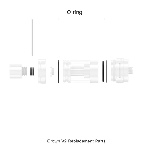 Crown ll Replacement O-Rings