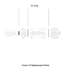 Crown Replacement O-Rings