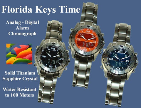 Florida Keys Time Watches