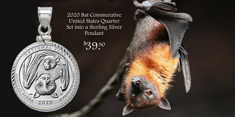 2020 USD Bat Commemorative Quarter