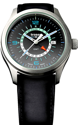 Traser P59 Aurora Pilot's GMT Watch Collection
