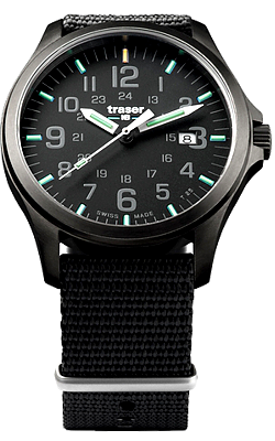Traser P67 Officer Pro GunMetal Black Collection