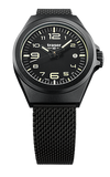Traser's New, Smaller P59 Essential S Black Watches, 108204, 108212
