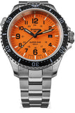 Traser P67 Super-Sub 500 Meter TRITIUM Professional Dive Watch,  Orange 109381