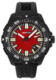 IsoBright Afterburner Limited Edition T100 Military Tritium Watch, Red Dial ISO4003