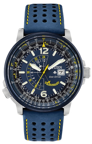 Promaster Nighthawk Pilot's Watch, Blue Angels Edition, BJ7007-02L