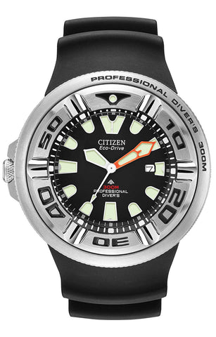 Citizen Promaster Diver, Professional 300M Mixed Gas Dive Watch BJ8050-08E