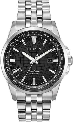 Citizen Men's World Time Eco-Drive Watch, BX1000-57E