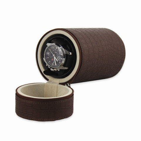 Rotations Single Watch Winder Travel Case