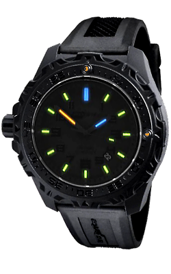 ArmourLite IsoBrite Eclipse Military Blackout Watch, model ISO203-MIL