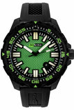 IsoBright Afterburner Limited Edition T100 Military Tritium Watch, Green Dial ISO4002