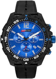 IsoBrite Valor Series T100 Tritium Military Chronograph, Blue Dial ISO402 by Armourlite