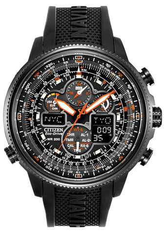 Citizen Promaster Navihawk A-T Pilot's Flight Computer Watch, JY8035-04E