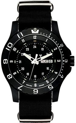 Traser P66 Mil-G Military Tritium Watch, Model 100269, Marcus Luttrell's Favorite