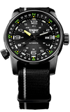 Traser P68 Pathfinder Automatic Tritium Watch with Compass Bezel, 107718