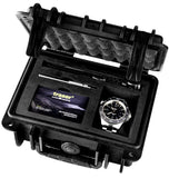 Traser Limited Edition P67 Super-Sub 500 Meter TRITIUM Dive Watch Set,  Black Dial 109376