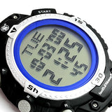 Smith & Wesson Large Digital Sport Stop Watch, Water Resistant, SWW-100