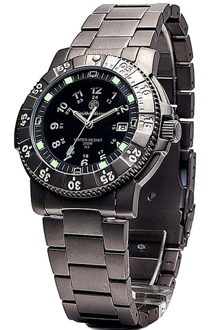 Smith & Wesson Executive TITANIUM Watch with Tritium and Lumibright Illumination
