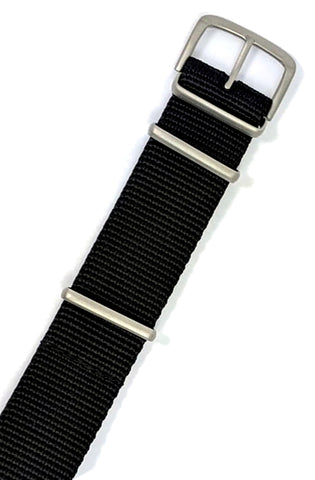 Traser Genuine OEM Nylon NATO Style Strap, 22mm, Model T1, 105721