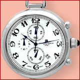 Charles-Hubert Paris Chronograph Pocket Watch, XWA1045