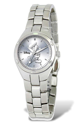 Disney Women's Mickey Mouse Sport-Dress Watch