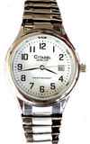 Citadel NiteLite, Push-Button Backlight Men's Watch